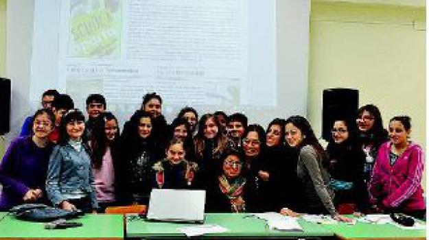 giornalisti in erba, villafranca tirrena, Sicilia, Archivio
