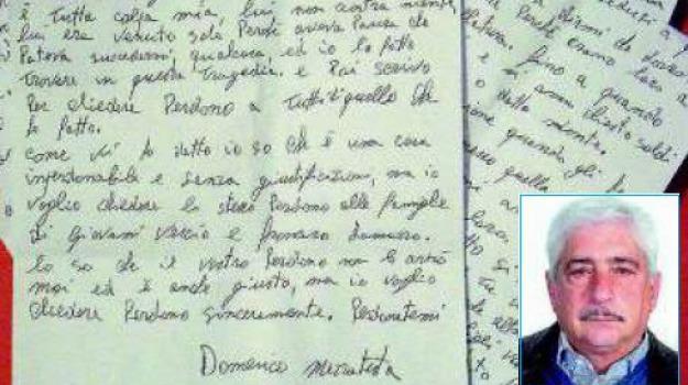 decollatura, lettera mezzatesta, Catanzaro, Calabria, Archivio