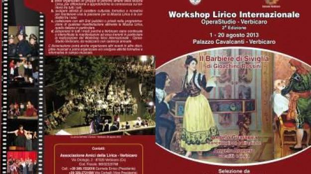 angelo guaragna, verbicaro, workshop lirico, Sicilia, Archivio