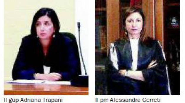 processo meta, Reggio, Calabria, Archivio