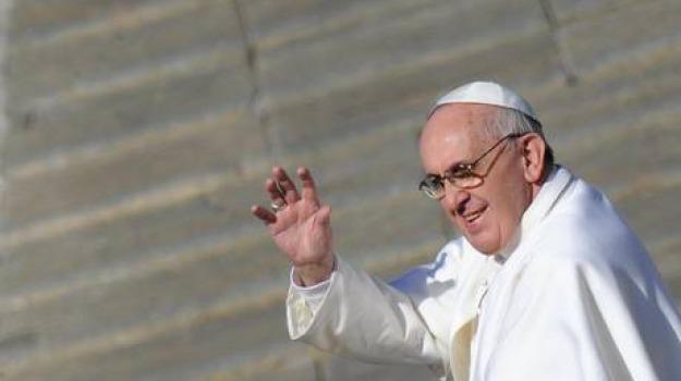 papa francesco, terrsanta, Sicilia, Archivio, Cronaca