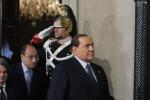 Berlusconi: sì a governo di larghe intese