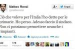 Renzi: io premier? False dichiarazioni