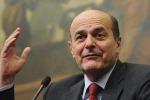 Bersani stasera al Colle Pd: accordo possibile