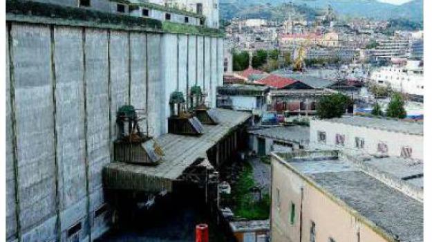 ex silos granai, Messina, Archivio