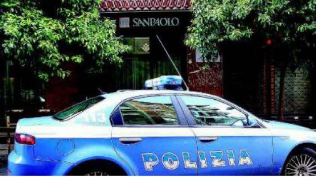 banca intesa sanpaolo, rapina, Messina, Archivio