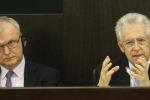 """Monti, """"Italia rispetterà deficit"""""""