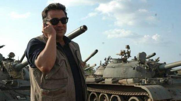 amedeo ricucci, giornalista, liberazione, siria, Calabria, Archivio
