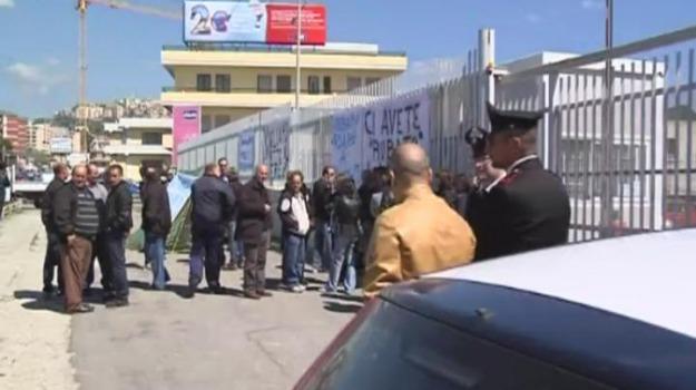 catanzaro, protesta ipg, Calabria, Archivio
