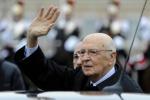 Napolitano giura al via il secondo mandato