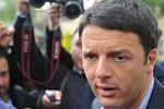 Renzi: cambiamo il Pd per cambiare l'Italia