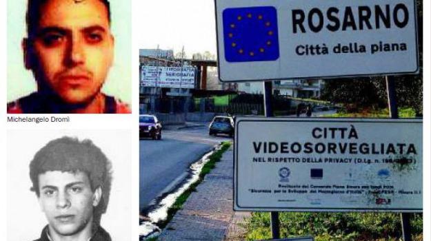 dromì, omicidio la rosa, Reggio, Calabria, Archivio