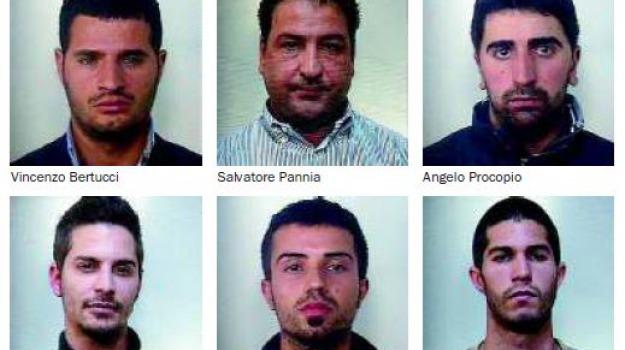 show down, vincenzo alcaro, Catanzaro, Calabria, Archivio