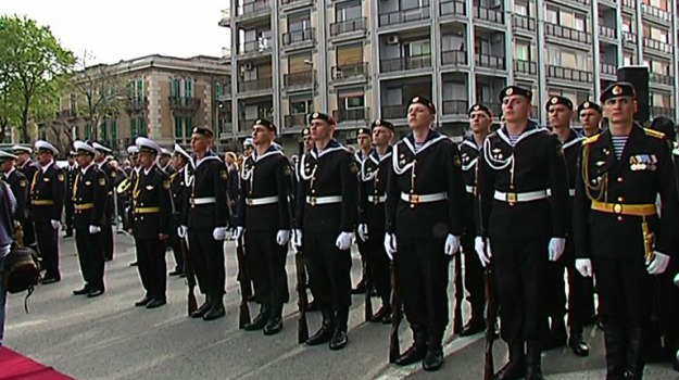 marinai russi, Messina, Archivio