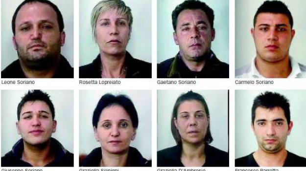 processo ragno, Catanzaro, Calabria, Archivio