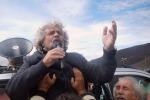 Letta vede Napolitano Grillo: è un bunga-bunga