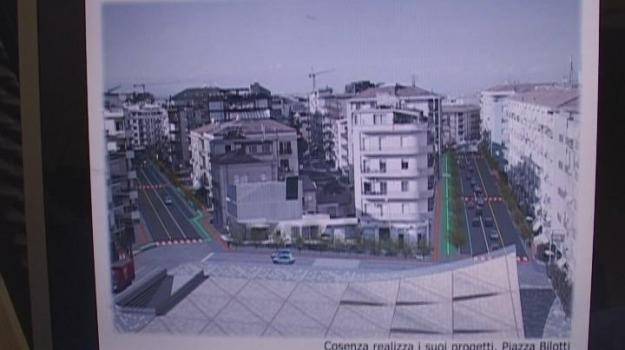contratto lavori, cosenza, piazza bilotti, Cosenza, Calabria, Archivio