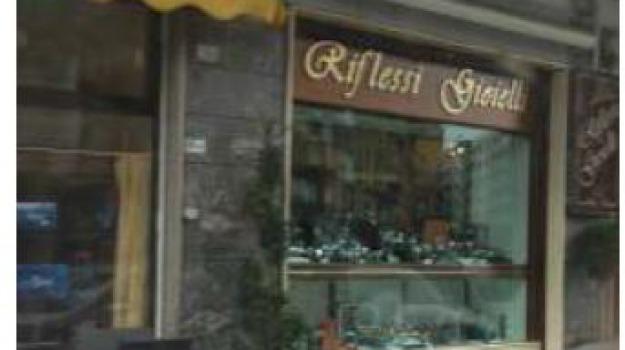 gioielleria rapinata, Cosenza, Calabria, Archivio