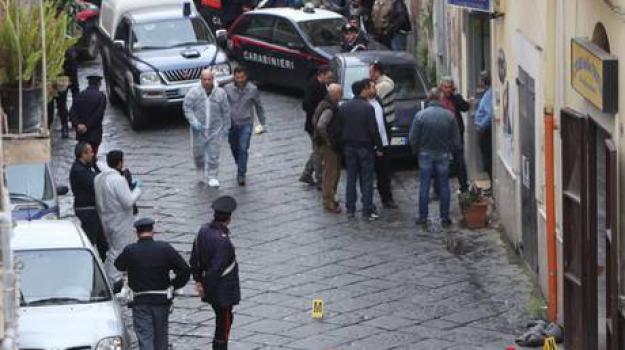 carabiniere ucciso, Sicilia, Archivio, Cronaca