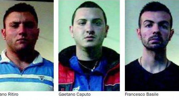 corigliano, sparatoria, Calabria, Archivio