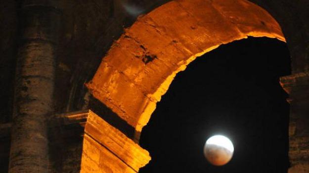 eclissi, Sicilia, Archivio, Cronaca