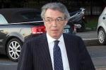 Calcio, Angelomario Moratti: «Mio padre non ha mai valutato l'acquisto della Reggina»