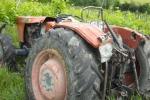 Si ribalta con il trattore, settantenne morto in provincia di Agrigento