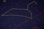 Saturno protagonista del cielo di maggio