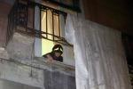 Crolla balcone durante festa patrono, 3 morti