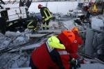 Il bilancio è di 7 morti 2 dispersi e 4 feriti