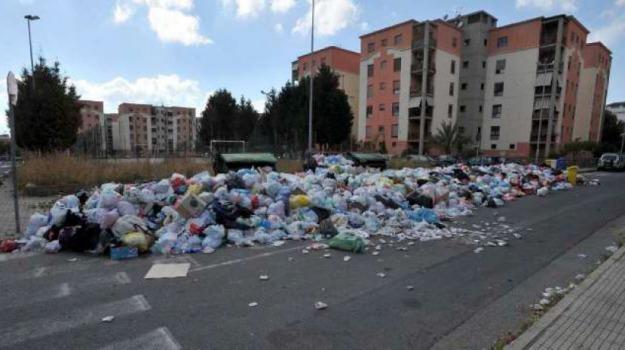 emergenza rifiuti, Reggio, Calabria, Archivio