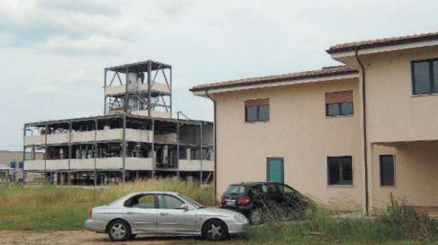 confisca beni, de marte, Reggio, Calabria, Archivio