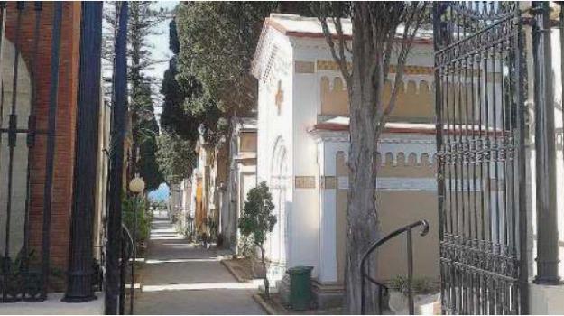 cimitero tropea, Catanzaro, Calabria, Archivio