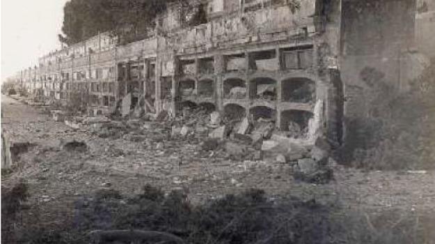 terremoto 1908, Messina, Archivio