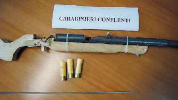 artigiano armi, Catanzaro, Calabria, Archivio