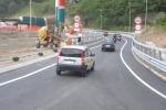 Messina, verso l'inaugurazione dell'ultima uscita dello svincolo di Giostra