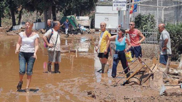 alluvione 2006, Catanzaro, Calabria, Archivio