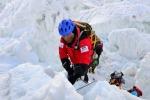 Scalatore 80enne sull'Everest