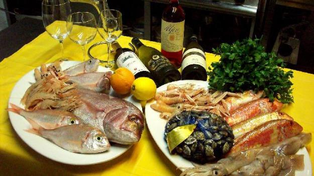 milazzo, ristorante, Sicilia, Archivio
