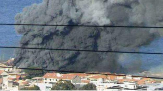 incendio sanderson, Messina, Archivio