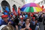 Tensione a Torino sindacati a Perugia