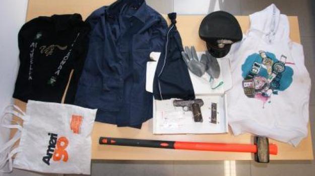 arresti, carabinieri, taverna di montalto, tentata rapina, Calabria, Archivio