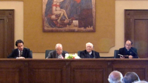 cosenza, giampiero pitaro, libro, mons. agostino, mons. nunnari, Cosenza, Calabria, Archivio