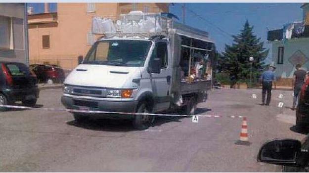 incidente stradale, Calabria, Archivio