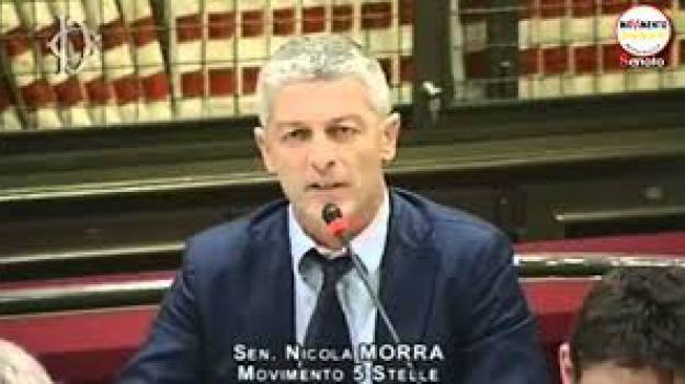 capogruppo senato, crimi, elezioni, m5s, nicola morra, orellana, Cosenza, Calabria, Archivio