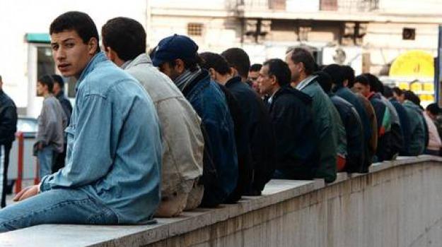 migranti, rissa, siracusa, Sicilia, Archivio