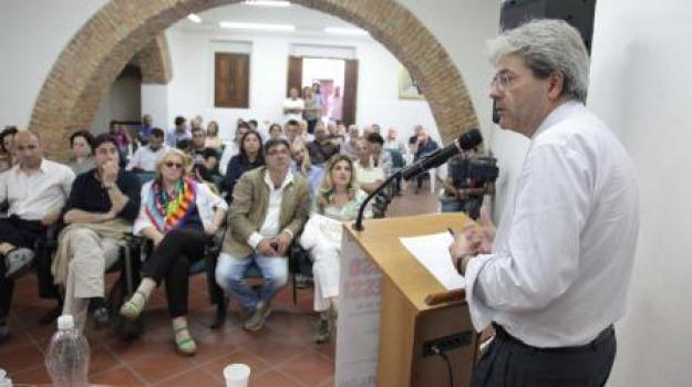 congressi, paolo gentiloni, pd, renzi, scopelliti, villapiana, Calabria, Archivio