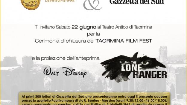 taormina film fest, Messina, Archivio, Cultura