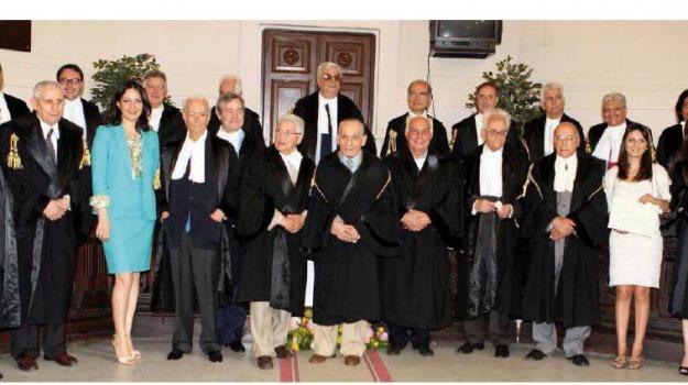magistrati, riconoscimento, Catanzaro, Calabria, Archivio
