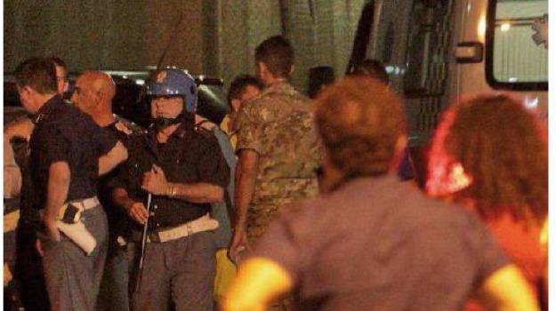 poliziotti cie, Catanzaro, Calabria, Archivio